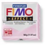 FIMO Effect Double Rose Quartz полимерная глина, запекаемая в печке, уп. 56 гр. цвет: розовый кварц 8020-206