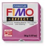 FIMO Effect Double Ruby Quartz полимерная глина, запекаемая в печке, уп. 56 гр. цвет: красный кварц 8020-286