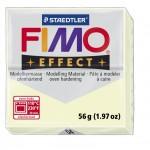 FIMO Effect Glow In The Dark полимерная глина, запекаемая в печке, уп. 56 гр. цвет: вечерний жар 8020-04