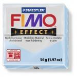 FIMO Effect Pastel Aqua полимерная глина, запекаемая в печке, уп. 56 гр. цвет: вода 8020-305