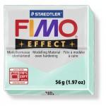 FIMO Effect Pastel Mint полимерная глина, запекаемая в печке, уп. 56 гр. цвет: мята 8020-505