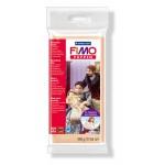 FIMO PuppenDoll Пластика для изготовления миниатюрных кукол 500 г блок, арт.8029-45