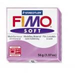 FIMO Soft Lavender полимерная глина, запекаемая в печке, уп. 56 гр. цвет: лаванда арт.8020-62