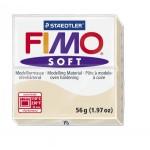 FIMO Soft Sahara полимерная глина, запекаемая в печке, уп. 56 гр. цвет: сахара арт.8020-70