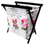 Газетница арт.RT-2850-103 розы