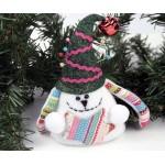 Игольница РТО арт.1322 снеговик со звездочкой