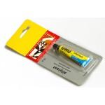 Клей UHU универсальный для всех видов пластика арт. 48426/В 6гр.