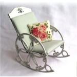 Комплект сборки из МДВ кресло-качалка арт.187074 10х20х16см недекорированный
