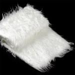 Мех для игрушек М-1014 арт.КЛ20659 50*56см (+-1,0см), белый