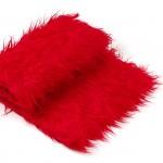 Мех для игрушек М-1015 арт.КЛ20660 50*56см (+-1,0см), красный