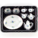 Набор чайный арт.AM0100005 фарфор уп.8 шт Голубая Роза