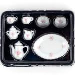 Набор чайный арт.AM0100009 фарфор уп.8 шт Розовая Роза