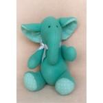 Набор для изготовления текстильной игрушки 21 см Elephant Story Слон арт.Е001 Ваниль