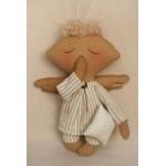 Набор для изготовления текстильной игрушки 21см Angel''s Story арт.A006 Ваниль