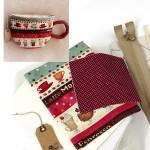 Набор для изготовления текстильной игрушки 27 см Kitchen story арт.K001, Ваниль