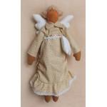 Набор для изготовления текстильной игрушки 36см Angel''s Story арт. А001 Ваниль