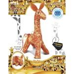 Набор для изготовления текстильной игрушки арт.KFT4KL Жираф с мечтой