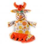 Набор для изготовления текстильной игрушки арт.П-106 Коров-Буренка 20 см