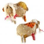 Набор для изготовления текстильной игрушки арт.ПЧ-505 Облачная ОВЕЧКА 15 см