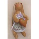 Набор для изготовления текстильной куклы 24см Rabbit''s Story арт.R004 Ваниль