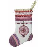Набор для шитья и вышивания носочек арт.МП-19х30- 8222 Сочельник