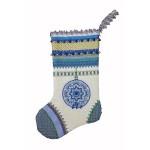 Набор для шитья и вышивания носочек арт.МП-19х30- 8223 Первая звезда