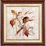 Набор для вышивания Алисена арт.1005 Золотая осень 25*24 см