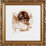 Набор для вышивания Алисена арт.1052 Звездочка в ладошках 22*22 см