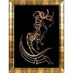 Набор для вышивания Алисена арт.1060 Африка 2 25*39 см