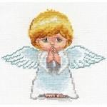 Набор для вышивания арт.Алиса - 0-109 Мой ангел 14х13см