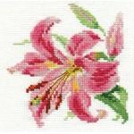 Набор для вышивания арт.Алиса - 0-118 Лилия 11х12см
