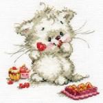 Набор для вышивания арт.Алиса - 0-123 Сладкая конфетка