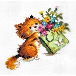 Набор для вышивания арт.ЧИ-15-16 Все для тебя 12х12 см