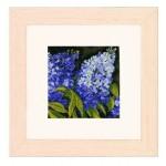 Набор для вышивания арт.LANARTE-144566 Сирень 18,5х18,5 см