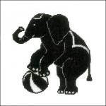 Набор для вышивания арт.LANARTE-144522 Слон