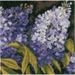 Набор для вышивания арт.LANARTE-144566А Сирень
