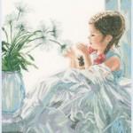 Набор для вышивания арт.LANARTE-146615 Гадание