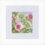 Набор для вышивания арт.LANARTE-147479А Пионы