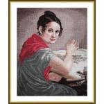 Набор для вышивания арт.ВЫШ -К-01 Золотошвейка 26,5x34 см