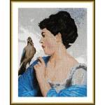 Набор для вышивания арт.ВЫШ -К-09 Доверие природы 23x29 см
