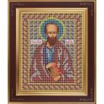 Набор для вышивания бисером GALLA COLLECTION арт. М 228 Св. Павел (12х15 см)