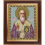 Набор для вышивания бисером GALLA COLLECTION арт. М 233 Св. Дионисий(12х15 см)