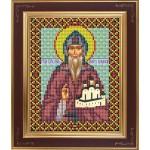 Набор для вышивания бисером GALLA COLLECTION арт. М 234 Св. Олег(12х15 см)