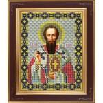 Набор для вышивания бисером GALLA COLLECTION арт. М 241 Св. Василий(12х15 см)