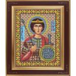 Набор для вышивания бисером GALLA COLLECTION арт. М 247 Св. Георгий(12х15 см)