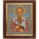 Набор для вышивания бисером GALLA COLLECTION арт. М 248 Св. Тимофей(12х15 см)