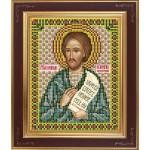 Набор для вышивания бисером GALLA COLLECTION арт. М 249 Св. Семен(12х15 см)