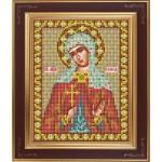 Набор для вышивания бисером GALLA COLLECTION арт. М 250 Св. Вячеслав(12х15 см)