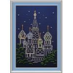 Набор для вышивания бисером МП Студия арт.БК-188 Б Покровский собор 30*20