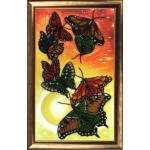 Набор для вышивания BUTTERFLY арт. 106 Вальс бабочек 37х23см